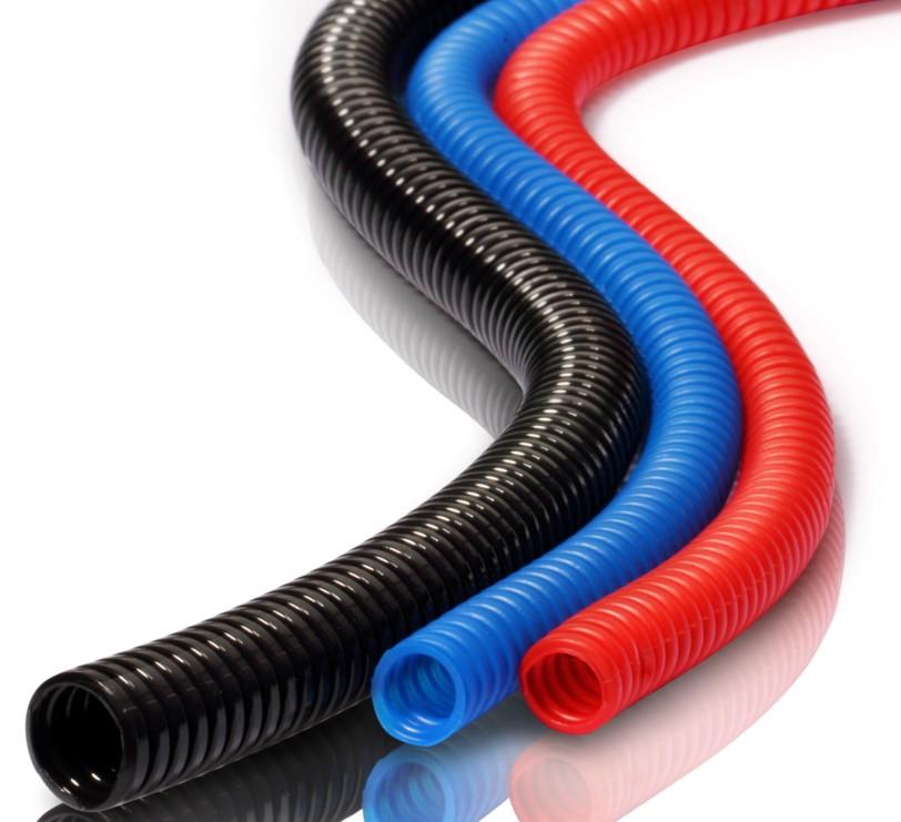 单壁型环保阻燃塑料波纹管
